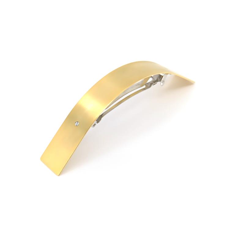 Sylvain le Hen Barrette 077 Matte Gold Product Image