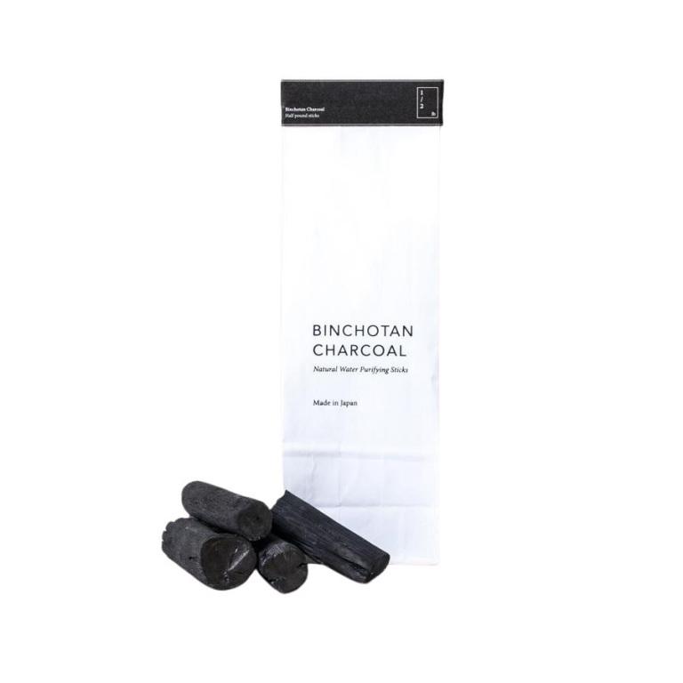 Morihata 1/4 lb Kishu Binchotan Charcoal Sticks  Product Image