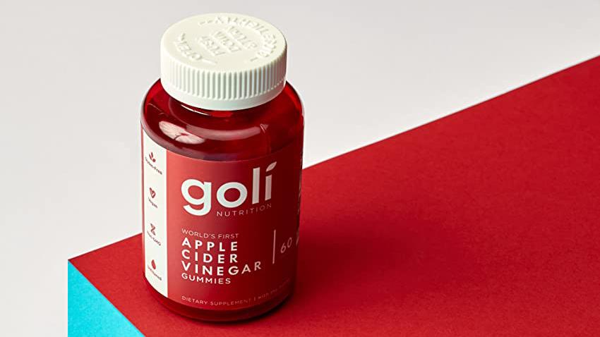 Goli Nutrition Brand Image