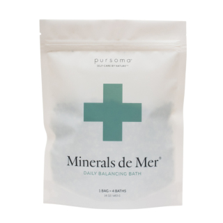 Pursoma Daily Bath Soaks Minerals de Mer Product Image