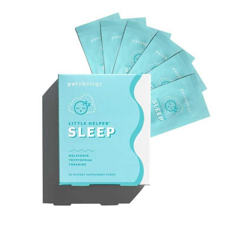 Patchology Little Helper Sleep Supplement Strips Product Image