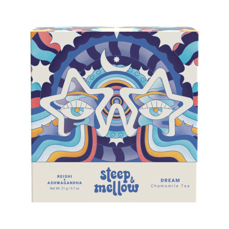 Steep & Mellow Tea Dream - Chamomile Tea Product Image