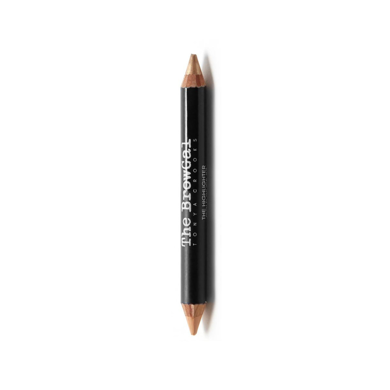 The BrowGal The Highlighter 02 Nude/Gold  Product Image