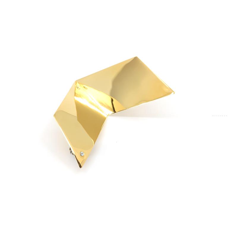 Sylvain le Hen Barrette 064 Gold Product Image