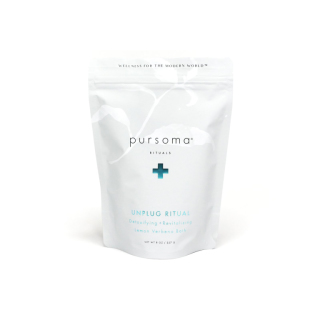 Pursoma Daily Bath Soaks Unplug Ritual Product Image