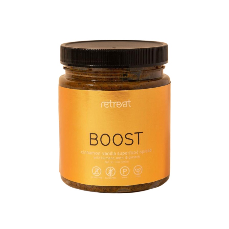 Retreat Foods Superfood Nut Butters Boost Product Image