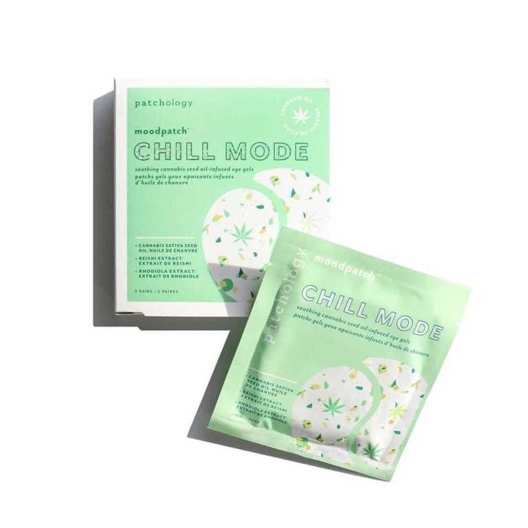 Patchology Moodpatch Chill Mode Eye Gels Product Image
