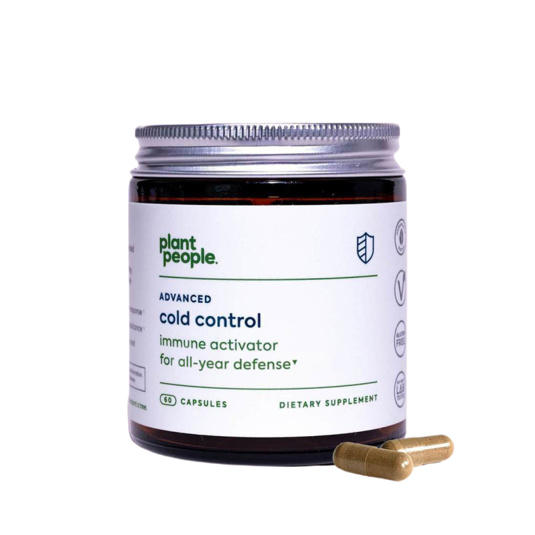 Plant People Advanced Cold Control  Product Image