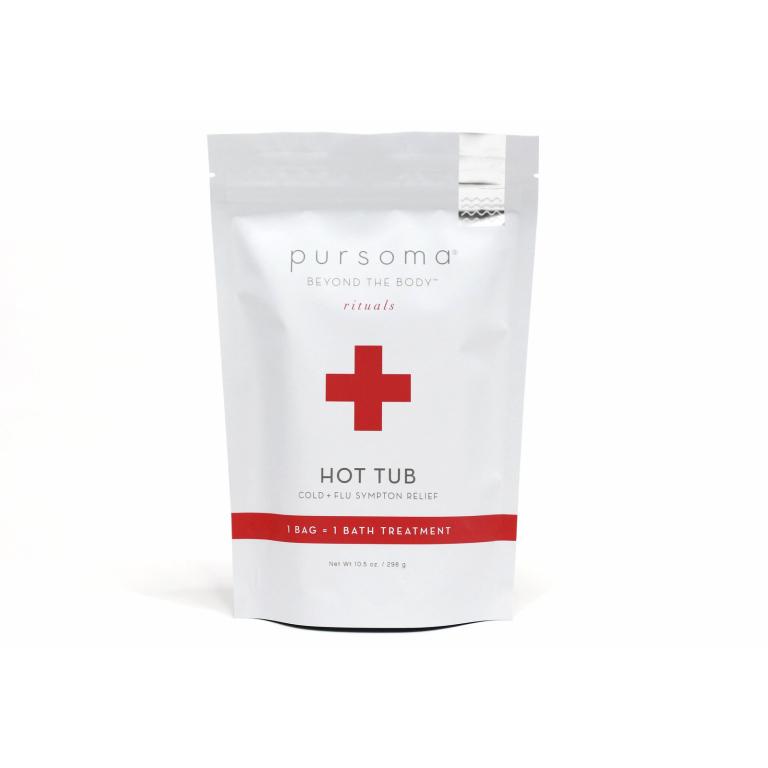 Pursoma Detox Bath Soaks Hot Tub Product Image
