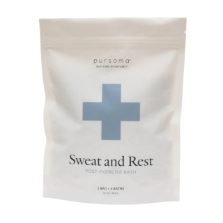 Pursoma Daily Bath Soaks Sweat and Rest Product Image
