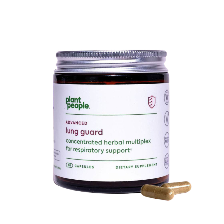 Plant People Advanced Lung Guard  Product Image