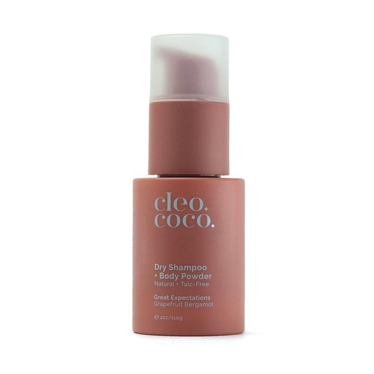 Cleo+Coco Dry Shampoo + Body Powder Great Expectations, Grapefruit Bergamot Product Image