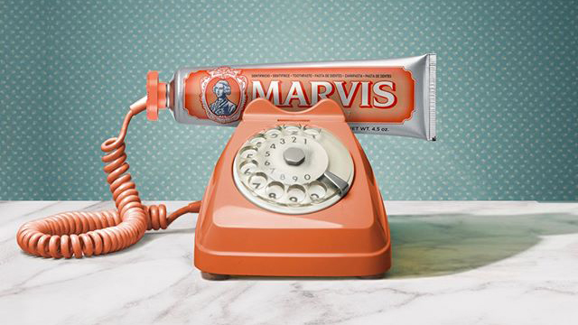 Marvis Brand Image