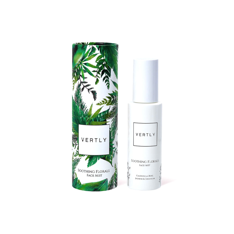 Vertly Soothing Floral Face Mist  Product Image