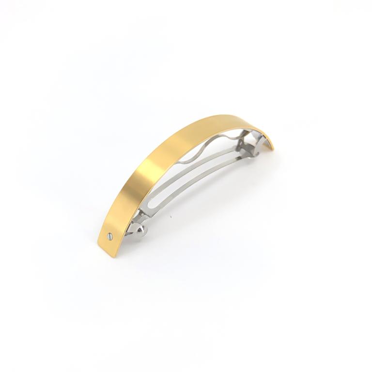 Sylvain le Hen Barrette 054 Matte Gold Product Image