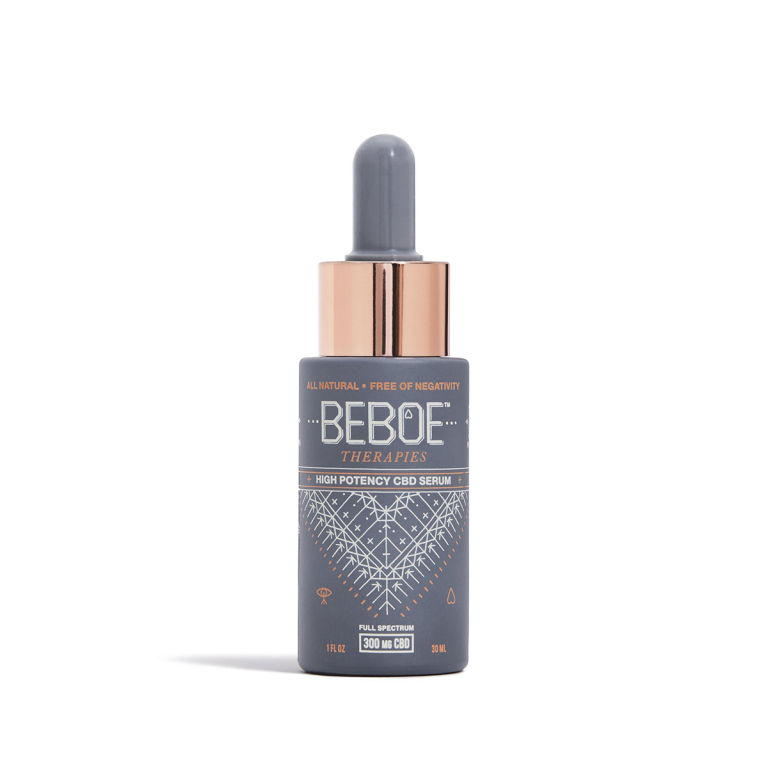 Beboe Therapies High Potency Face Serum  Product Image