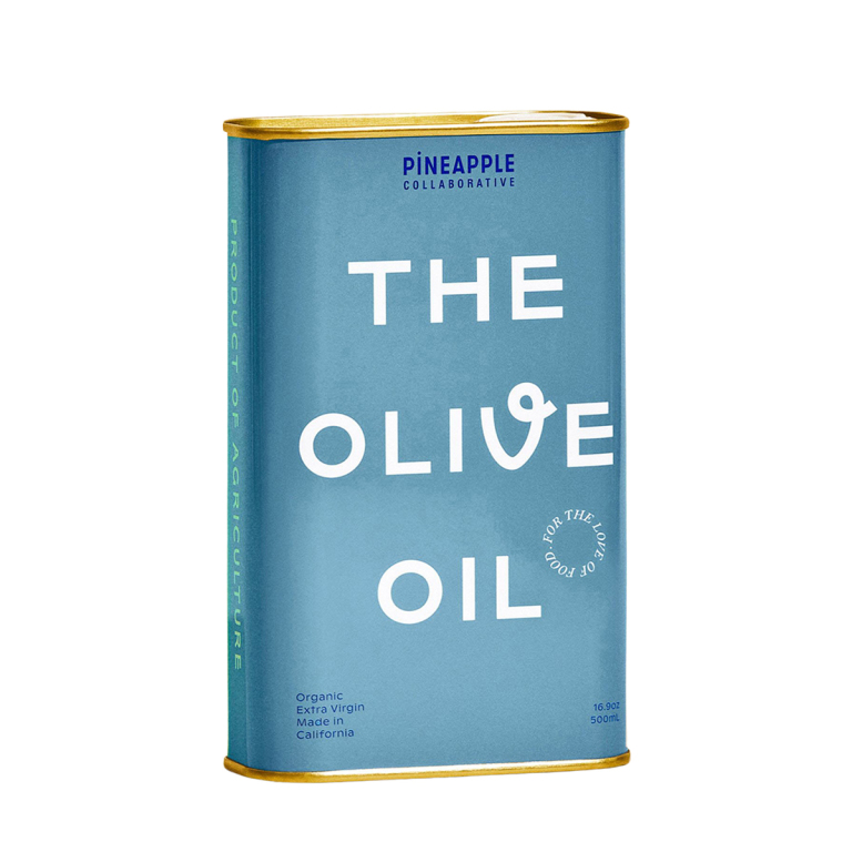 Pineapple Collaborative  The Olive Oil Blue Product Image