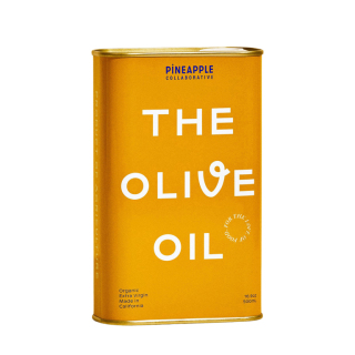 Pineapple Collaborative  The Olive Oil Gold Product Image