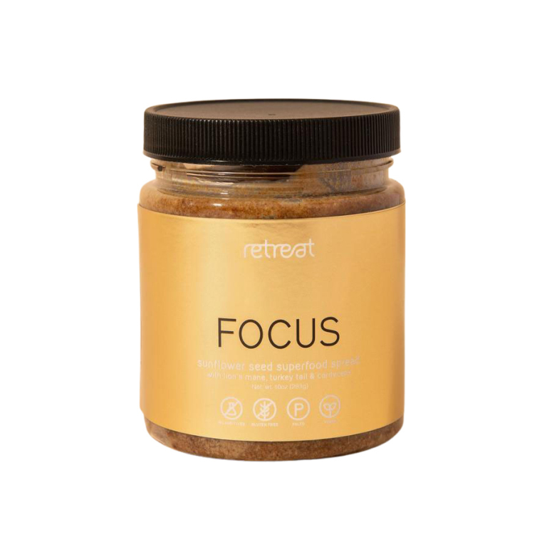 Retreat Foods Superfood Nut Butters Focus Product Image