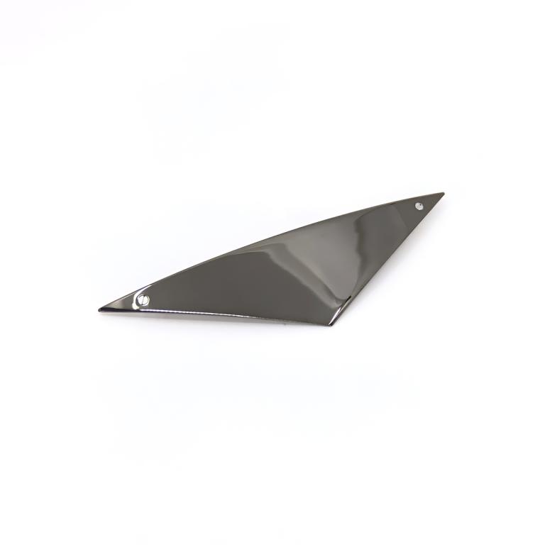 Sylvain le Hen Barrette 026 Black Silver Product Image
