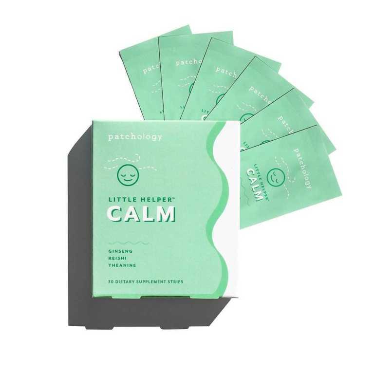 Patchology Little Helper Calm Supplement Strips Product Image