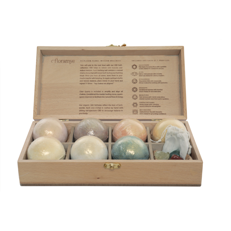 Floramye Bath Bliss Box Set Product Image
