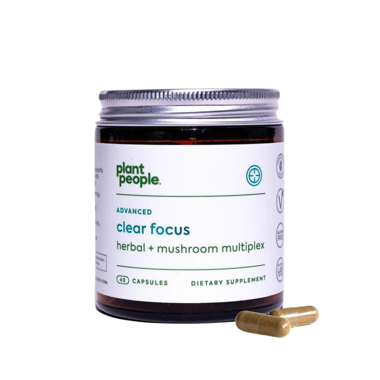 Plant People Advanced Clear Focus  Product Image