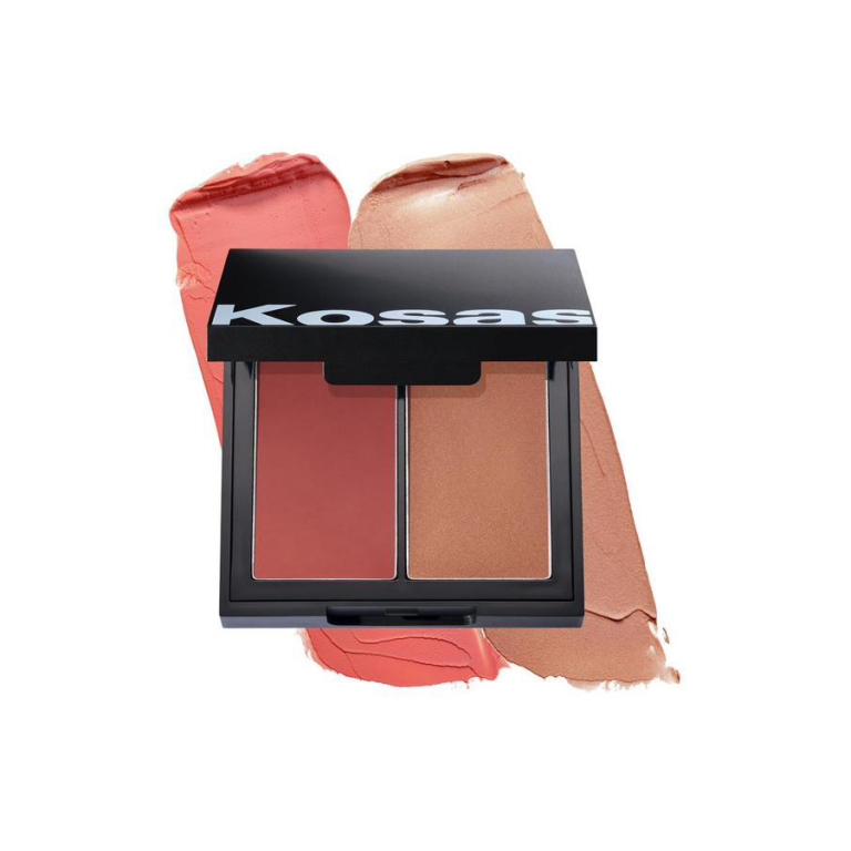 Kosas Blush Creme Velvet Melon High Intensity Product Image