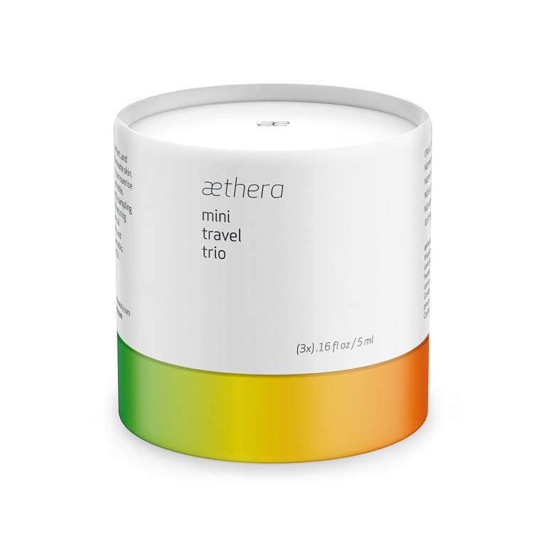 Aethera Beauty Mini Travel Trio  Product Image
