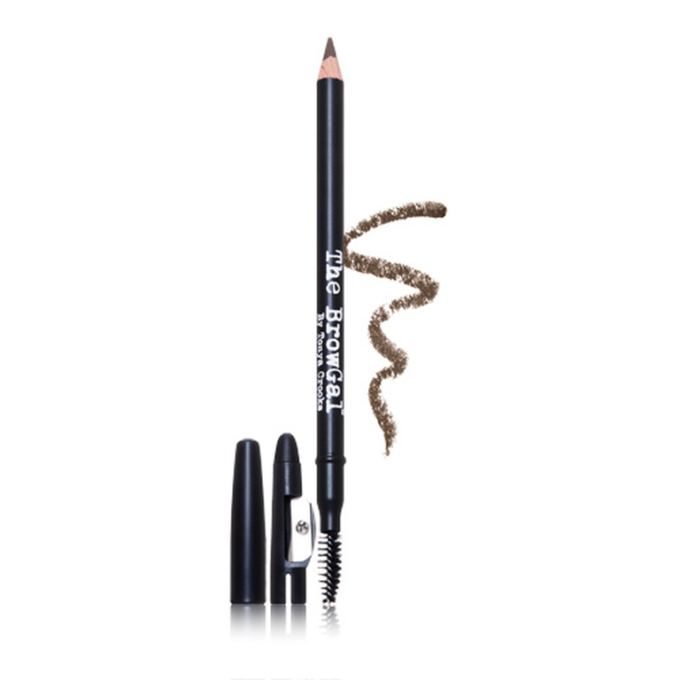 The BrowGal Eyebrow Pencil 03 Chocolate Product Image